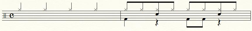 シングルカウントの例