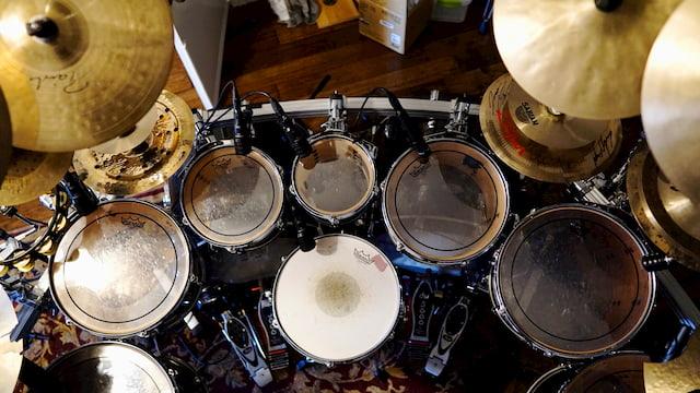 【ドラム】3タムなど多点セットのメリットとは何か解説