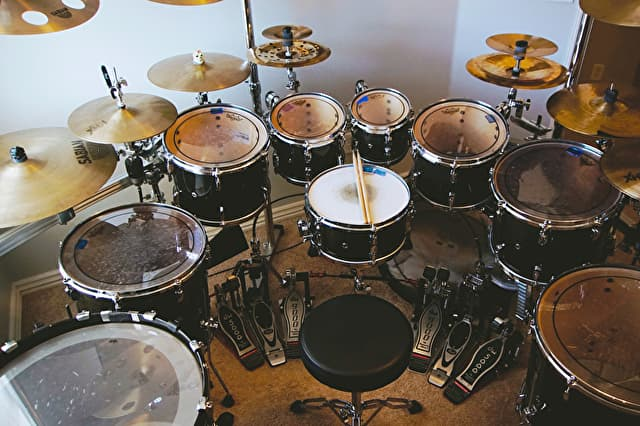 【ドラム】ツインペダルの練習はこれで完璧!セットへの応用