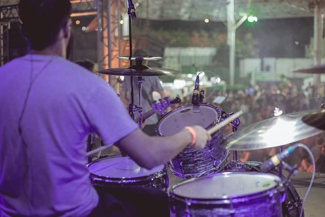 ドラムを1タムにセッティングするメリットとデメリットを紹介